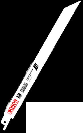 HUB Boron Dismantler Reciprocating Blades