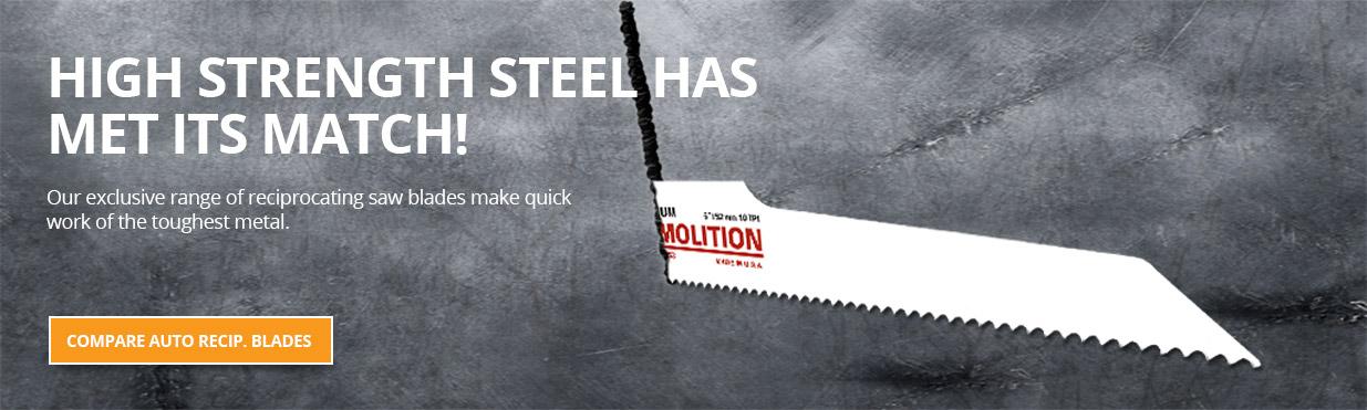 High Strength Steel Has Met It's Match!