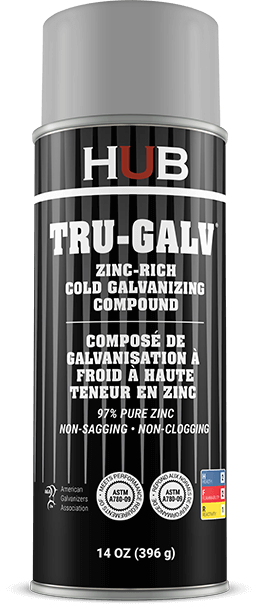 TRU-Galv® Zinc Rich Galvanized Paint