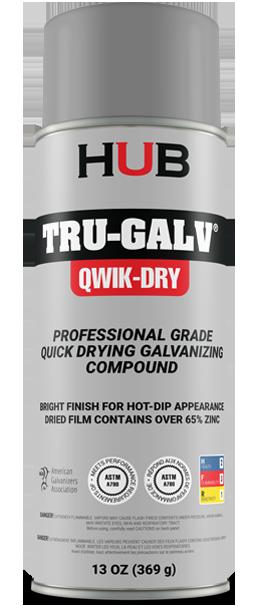 TRU-Galv® Qwik-Dry Galvanized Paint