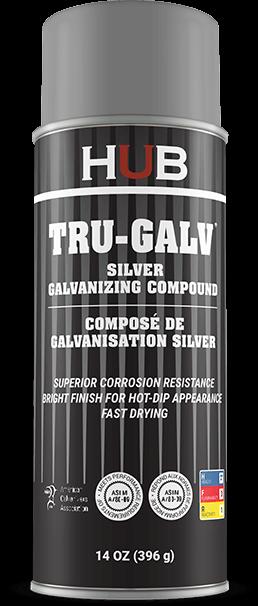 TRU-Galv® Silver Galvanized Paint