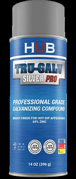 TRU-Galv® Silver Pro Galvanized Paint