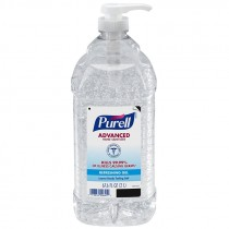 Purell® Instant Hand Sanitizer, 2 Liter Pump Bottle