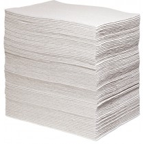 """15"""" x 19"""" Universal Eco-Grade Sorbent Pads, Heavy Weight (75 Pads per Bale)"""