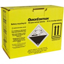 Automotive Battery Recycling Transport Protection & Containment Kit