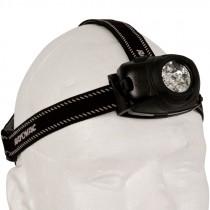 Rayovac® Indestructible™ 50-Lumen LED Head Light, (3) AAA Batteries