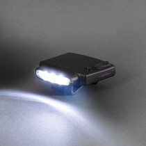 LED Clip Light for Hat, Rechargeable