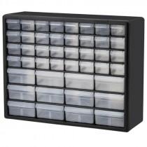 44-Drawer Plastic Storage Cabinet