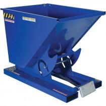 1/2 Cubic Yard Self-Dumping Hopper, 2000 LB Capacity