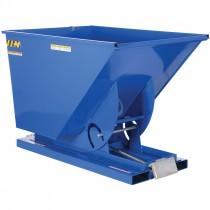 1-1/2 Cubic Yard Self-Dumping Hopper, 6000 LB Capacity
