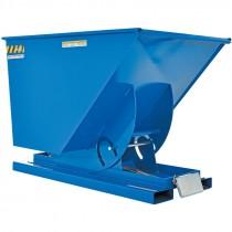 1 Cubic Yard Self-Dumping Hopper, 2000 LB Capacity
