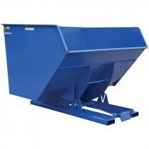 5 Cubic Yard Heavy Duty Self-Dumping Hopper, 6000 LB Capacity