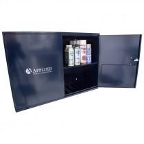 "Aerosol Cabinet W/Shelf 33.75"" x 11.88"" x 23.88"""