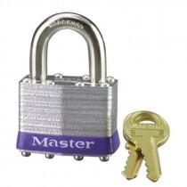 "Master Lock® Commercial 15/16"" Laminated Steel Padlock"
