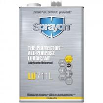 LU711 The Protector™ Lube Spray, 1 Gallon Refill
