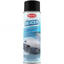 Vehicle Windshield, Door, Lock, & Headlight De-Icer Spray, Aerosol