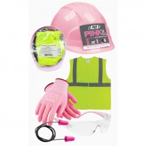 Pink 5 Piece New Hire Kit