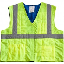 EZ-Cool™ High Visibility Cooling Vest, Small/Medium