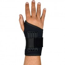 WRIST SUPPORT WRAP W/ THUMB HOLE MED