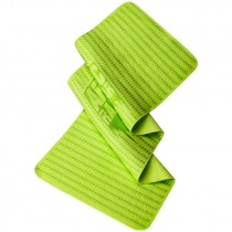 """26"""" x 8.25"""" Cooling Wrap, Lime Green"""