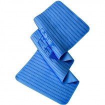 """26"""" x 8.25"""" Cooling Wrap, Blue"""