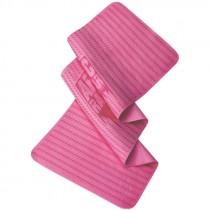 """26"""" x 8.25"""" Cooling Wrap, Pink"""