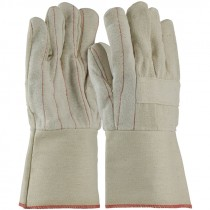 28 Oz Hot Mill Glove, Gauntlet Cuff, One Size Fits Most