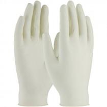5 Mil Natural/White Disposable Latex Glove, Powder Free, Textured Grip, X-Large
