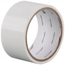 "2"" x 60 Yd White Film Tape"