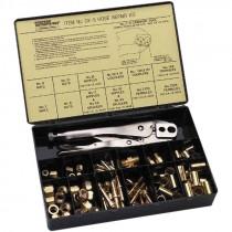 """Welding Hose Repair Kit for 1/4"""" or 3/16"""" Hose I.D."""