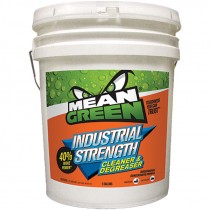 Mean Green Industrial Strength Low Odor Degreaser, 5 Gallon Pail