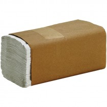 "#548W 9-1/4"" x 9-1/2"" VonDrehle® Preserve® Multi-Fold Paper Towels"