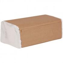 """#540W 9-1/4"""" x 10-1/4"""" VonDrehle® Preserve® Single-Fold Paper Towels"""