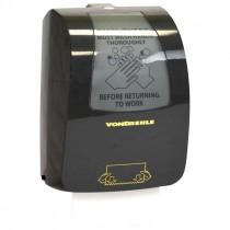 von Drehle® Hands Free Hardwound Towel Dispenser