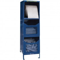 Spill Control Station™ Complete with Starter Sorbent Assortment