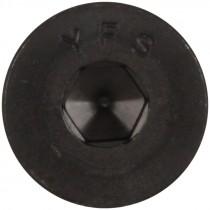 "1/2""-13 x 1-1/4"" Flat Head Socket Cap Screw"