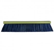 "24"" Blue Flexsweep Street Broom Head"