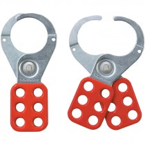 SAFETY LOCKOUT HASP W/ 1 1/2 JAWS
