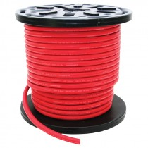 "1/2"" x 250' 2-Brade Industrial Air and Water Hose - Rated For 300 Max PSI"