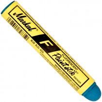 Blue Markal® F Paintstik® Flourescent Solid Marker