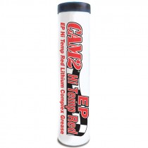 Cam2 Hi-Temp Red Lithium Complex Grease 14 oz. Cartridge