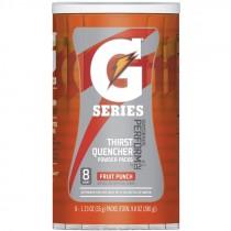 Gatorade® Fruit Punch Single Serve Powder Packs (Makes 20 Oz) - Case of 64