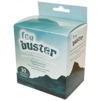 Fog Buster Lens Cleaning Towels, 30 Per Box