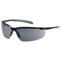 Bouton Commander Safety Glasses, Smoke - Anti Fog