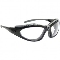 Fuselage™ Safety Glasses, Clear, FogLess® 3Sixty™ Lens