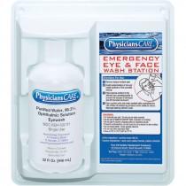32oz Single Eye/Face Wash Station