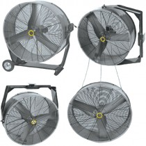 """36"""" 4 -in-1 Mancooler Direct Drive Fan"""