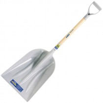 "14-1/4"" x 19"" Poly Scoop Shovel"