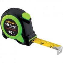 "16' x 1"" Komelon® Self Lock™ Tape Measure - Standard"