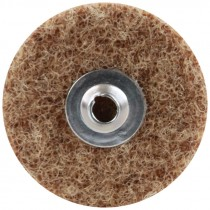 """2"""" Type """"S"""" Quick Change Surface Conditioning Disc - Brown- Course"""
